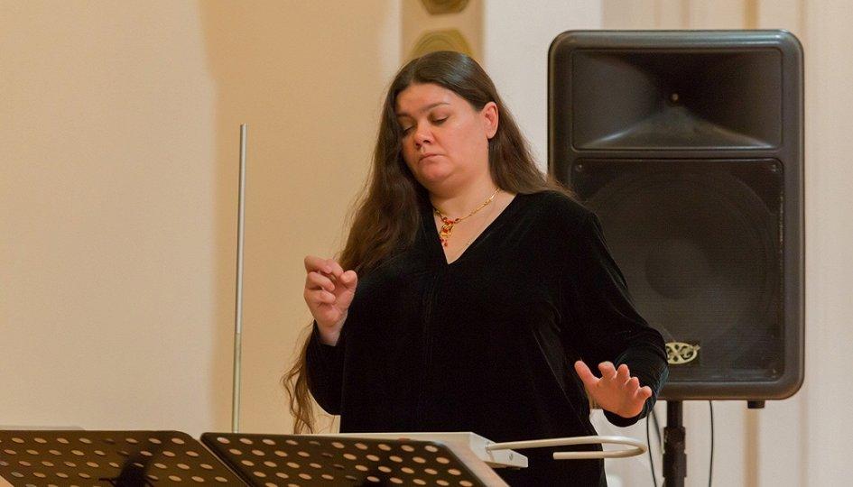 Концерты: «Орган в ансамбле»: Любовь Шишханова