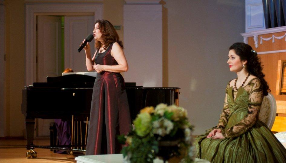 Концерты: «Где ты, счастье мое»: Татьяна Харечко