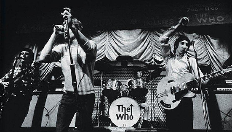 Кино: «Удивительное путешествие: История группы The Who»
