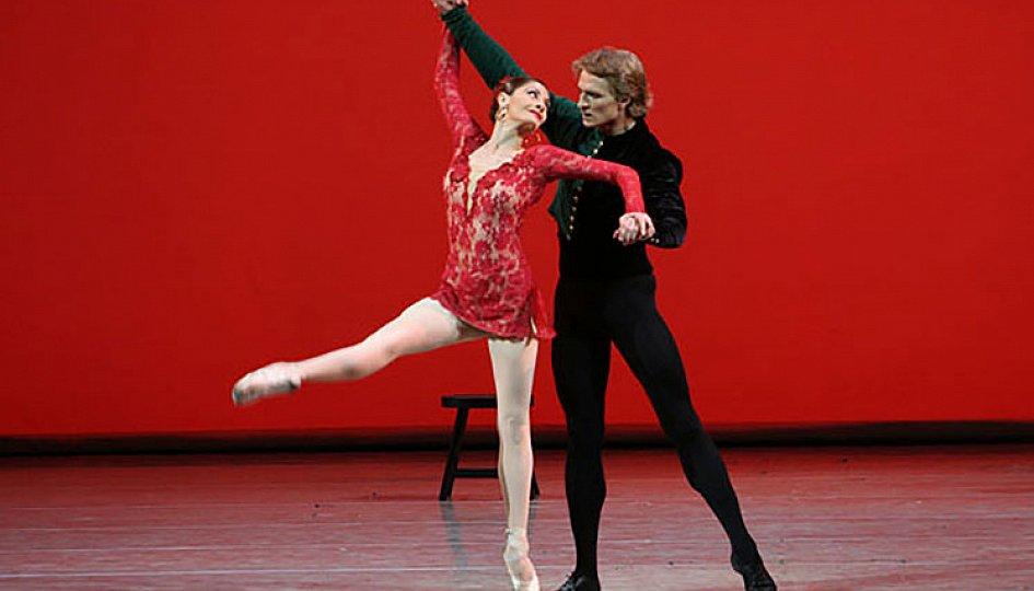 Концерты: «Кармен-сюита. Балет-гала»: Игорь Колб, Оксана Бондарева