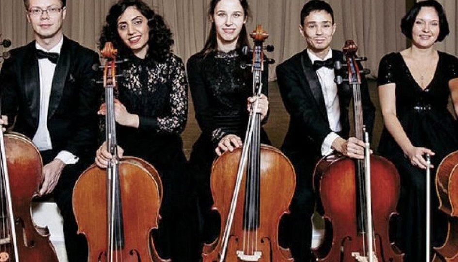 Концерты: «Триумф виолончели»: «Мока»