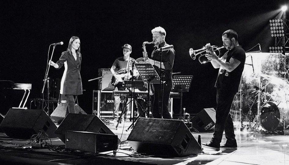 Концерты: «Джазовые сезоны»: Van Quartet