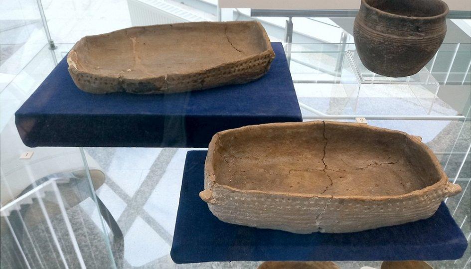 Выставки: История тарелки