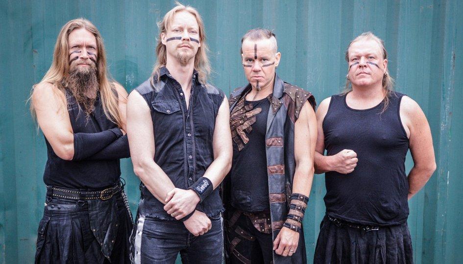 Концерты: «Pagantour 2019»: Ensiferum, Alkonost