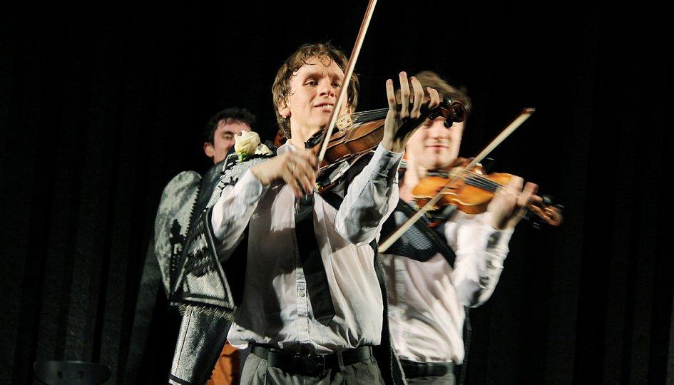 Концерты: MoscowBoys