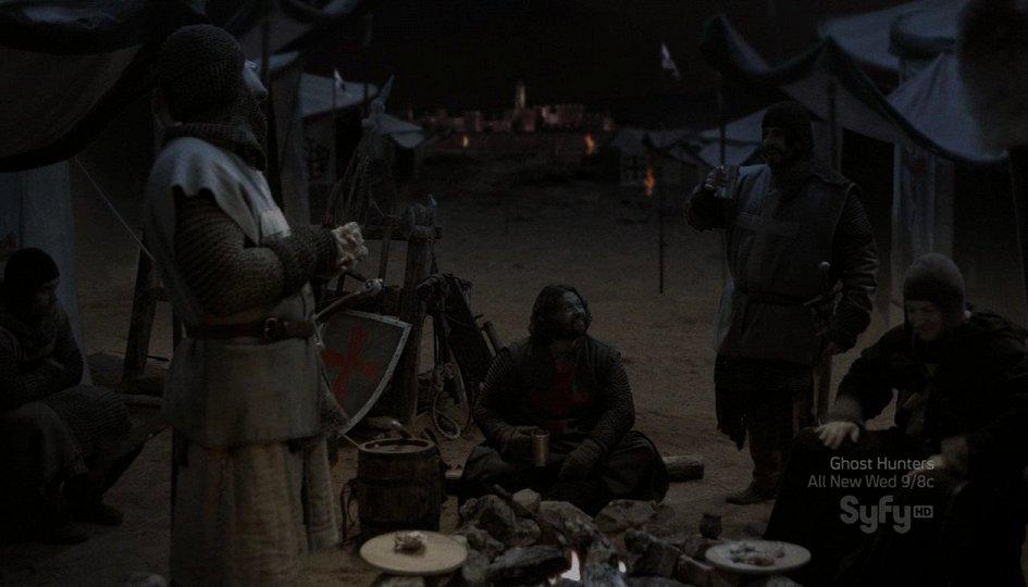 Кино: «Крестовые походы»
