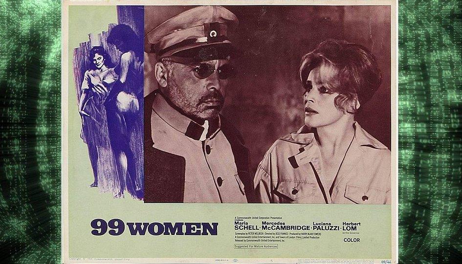 Кино: «99 женщин»
