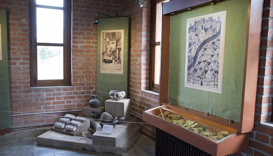 Выставки: Археологическая экспедиция в прошлое