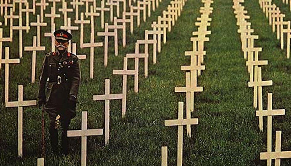 Кино: «О, что за чудесная война»