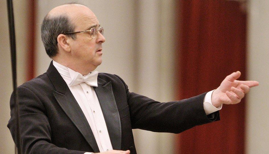 Концерты: АСО Филармонии. Дирижер Владимир Альтшулер