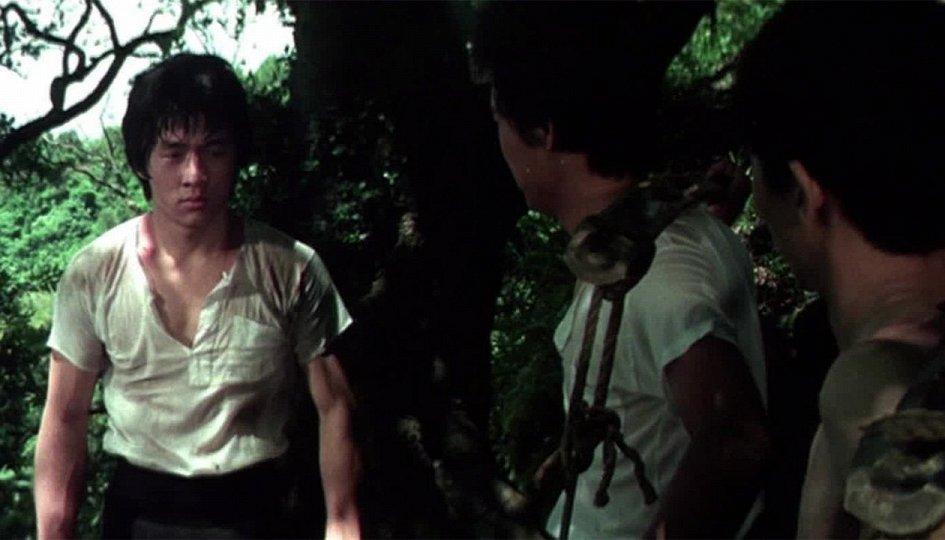 Кино: «Деревянные солдаты Шаолиня»