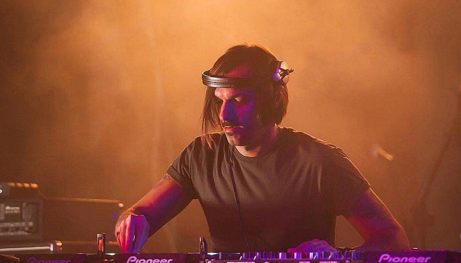 Концерты: «Дыхание ночи»: DJ Miller