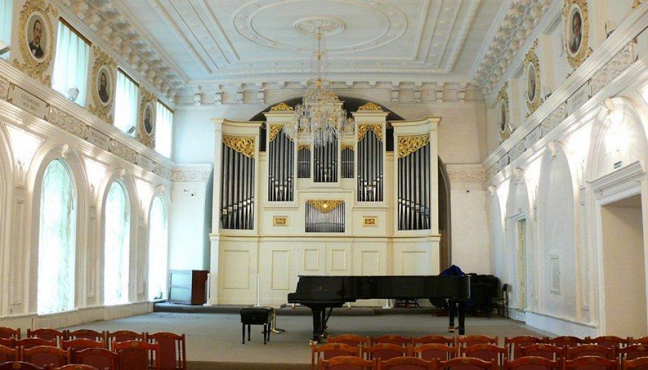 Концерты: Концерт иностранных студентов консерватории