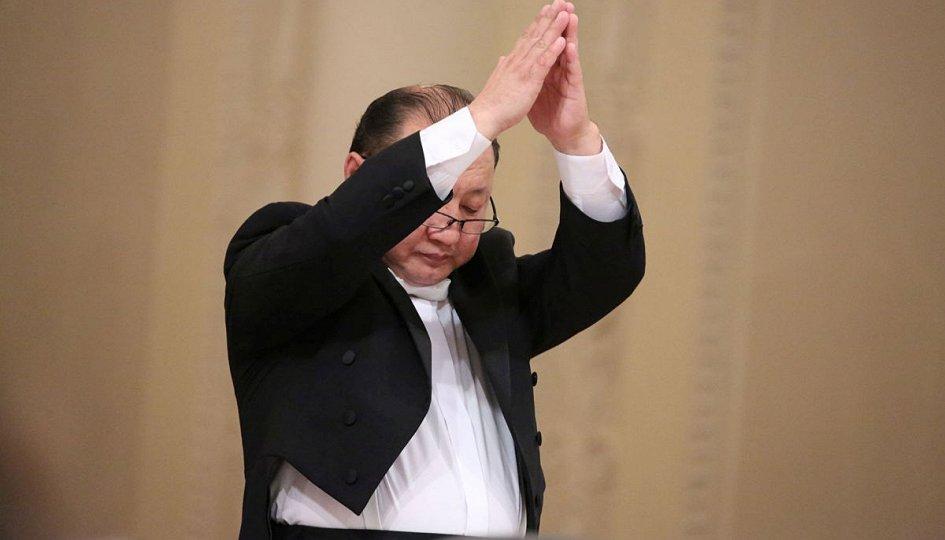 Концерты: «Бетховен симфонический»: Любовь Вараксина