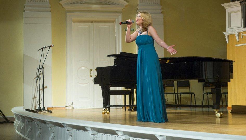 Концерты: «Верю в мечту»: Анна Шинковая