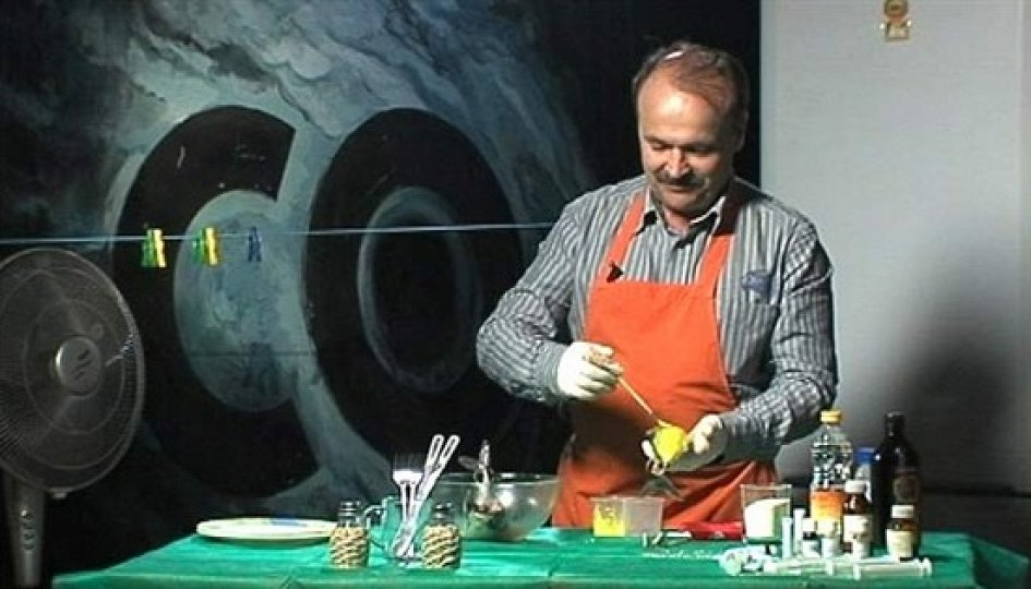 Кино: «Среда обитания. Ядерная рыба»