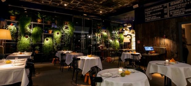 fitcher: Константин Дзитоев в ресторанах «Мама тута» и «Рыба»