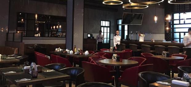 fitcher: Открытие: мясной ресторан Corner Grill