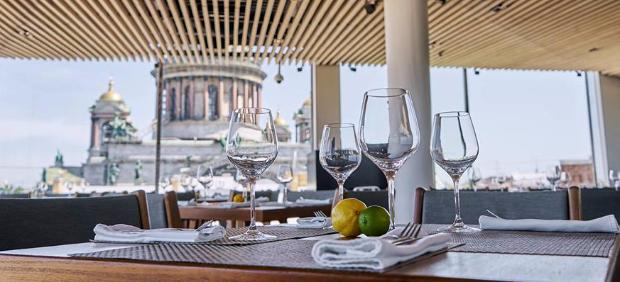 fitcher: Сомелье-баттл в ресторане «Мансарда»