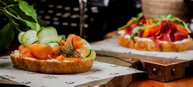 fitcher: Перезапуск меню и винной карты сети «Хлеб и вино»