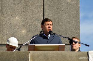 Евгений Куйвашев пообещал усилить меры безопасности наUral Music Night