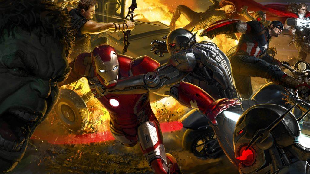 Avengers Infinity Wars Run Adventure 1 apk