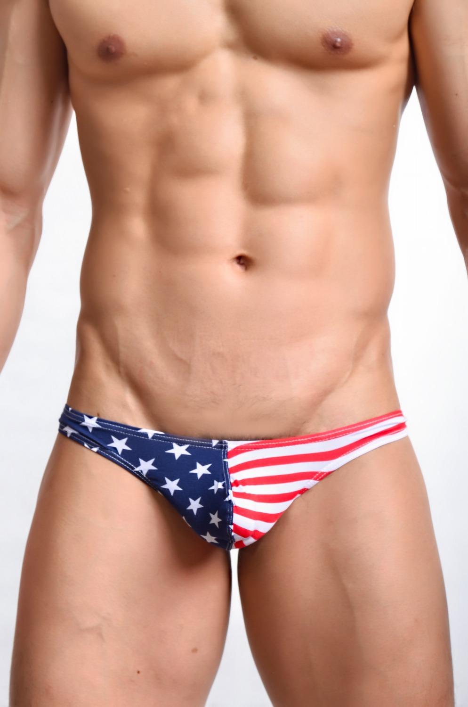 Underwear thong bikini men