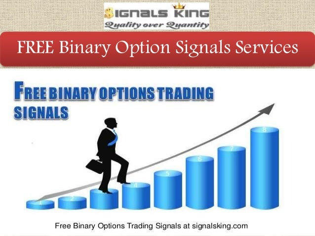 best binary options signals service