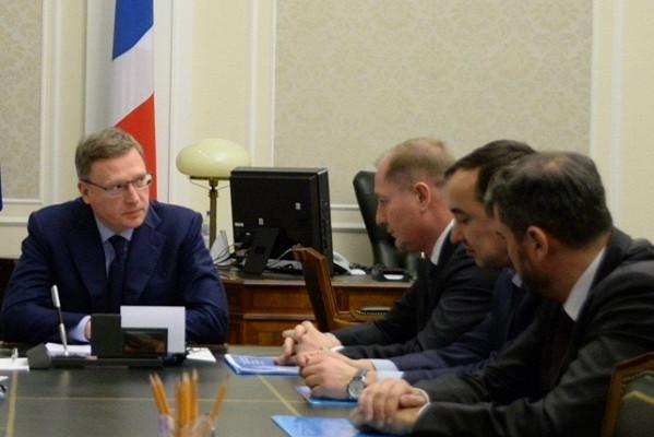 Бурков предложил вновь проработать вопросы передачи «Омскэлектро» МРСК Сибири