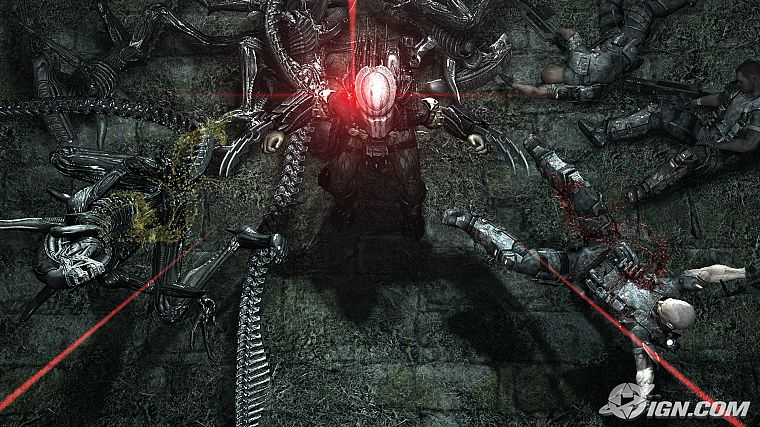 Aliens vs Predator 2: Requiem - Alien vs Predator