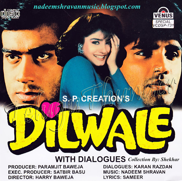 Dilwale Songs Free Download - N Songs
