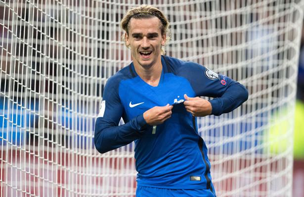 Французская сборная определилась сбазой наЧМ-2018