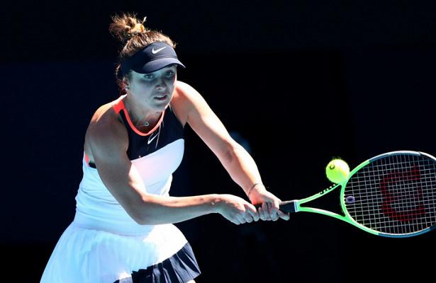 Свитолина проиграла Пегуле ивылетела сAustralian Open