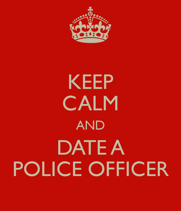 Dating a cop advice