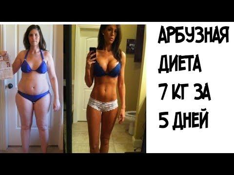Диета минус 10 кг за неделю онлайн
