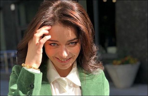 Марина Александрова побывала вгостях у«Вечернего Урганта»