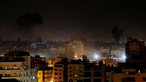 Сирены ПВОпродолжают звучать наюгеИзраиля