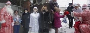 ВКраснодаре дали старт ежегодной благотворительной акции «Полицейский ДедМороз»