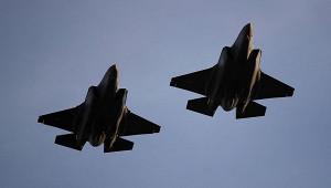 СШАперебросили наАляску дополнительные F-35