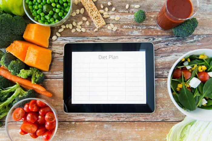 Подбор диет онлайн бесплатно и без смс