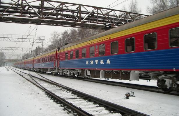 Фирменный поезд «Вятка» начнёт курсировать через Нижний Новгород ежедневно