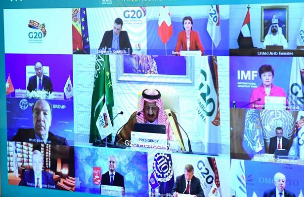Лидеры стран-участниц G20приняли итоговую декларацию саммита
