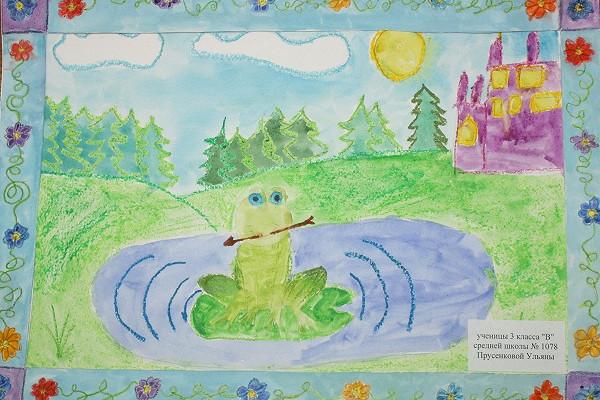 Театр наПеровской назвал победителей конкурса детского рисунка посвоим спектаклям