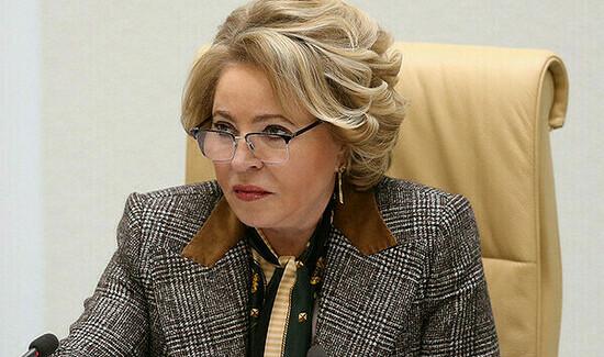 Матвиенко: Россия иКамбоджа продолжат развивать межпарламентский диалог