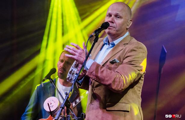 Наконцерте вПерми Алексей Кортнев посвятил песню пенсионной реформе