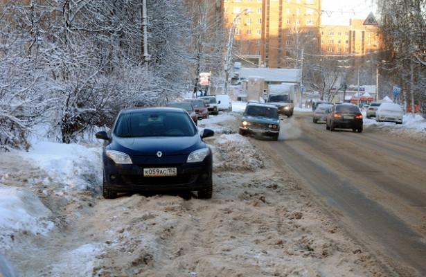 Нижегородский сити-менеджер ищет виновных вплохой уборке города