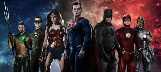 Justice League of America - Wikipedia