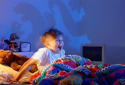 Как избавиться от страхов у ребенка 9 лет