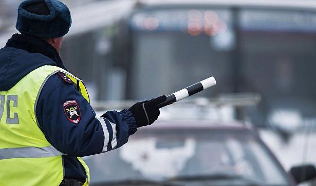 Водителя задержали за128нарушений ПДДвМоскве