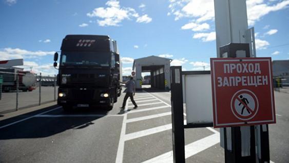 Минтранс предложил взимать плату за пересечение границы